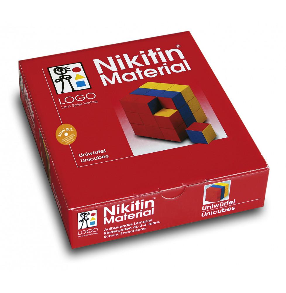Nikitin : les unicubes