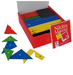 Nikitin : les carrés