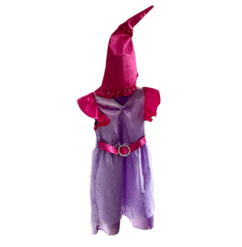 Le costume de la Fée des Alphas 4/5 ans