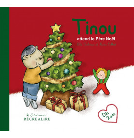 Tinou attend le père Noël