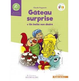 Gâteau surprise