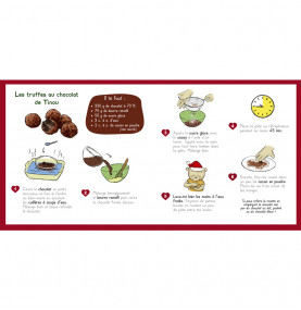 tinou noel recette truffes