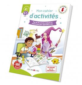 """Cahier d'activités """"Je..."""