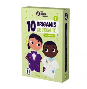 Mes origamis de l'égalité -...