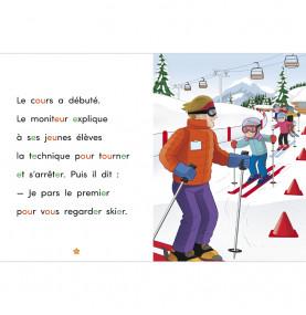 petit malin va skier