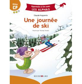 couverture une journee de ski