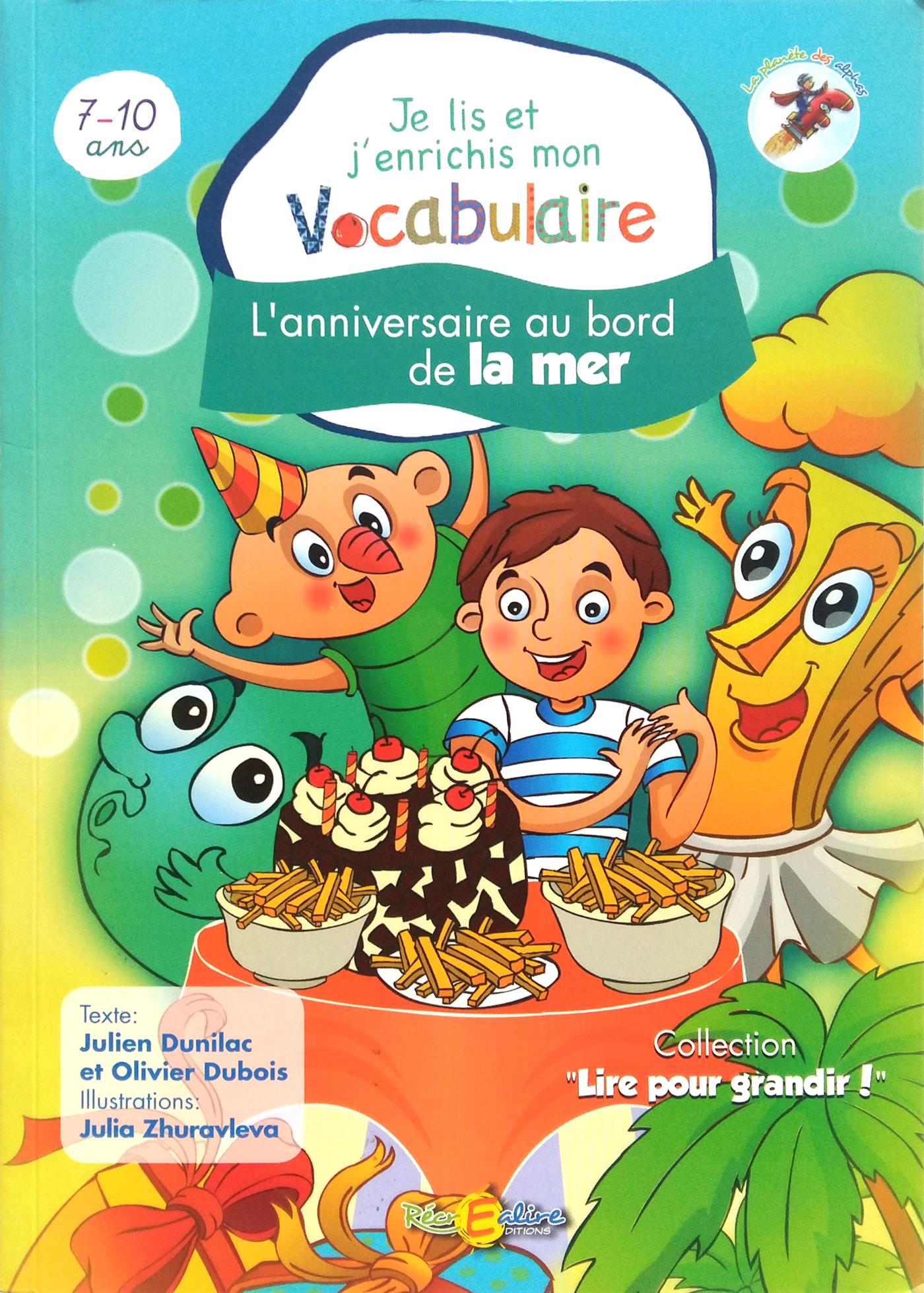 Collection à destination des enfants à partir de 7 ans pour apprendre la lecture.