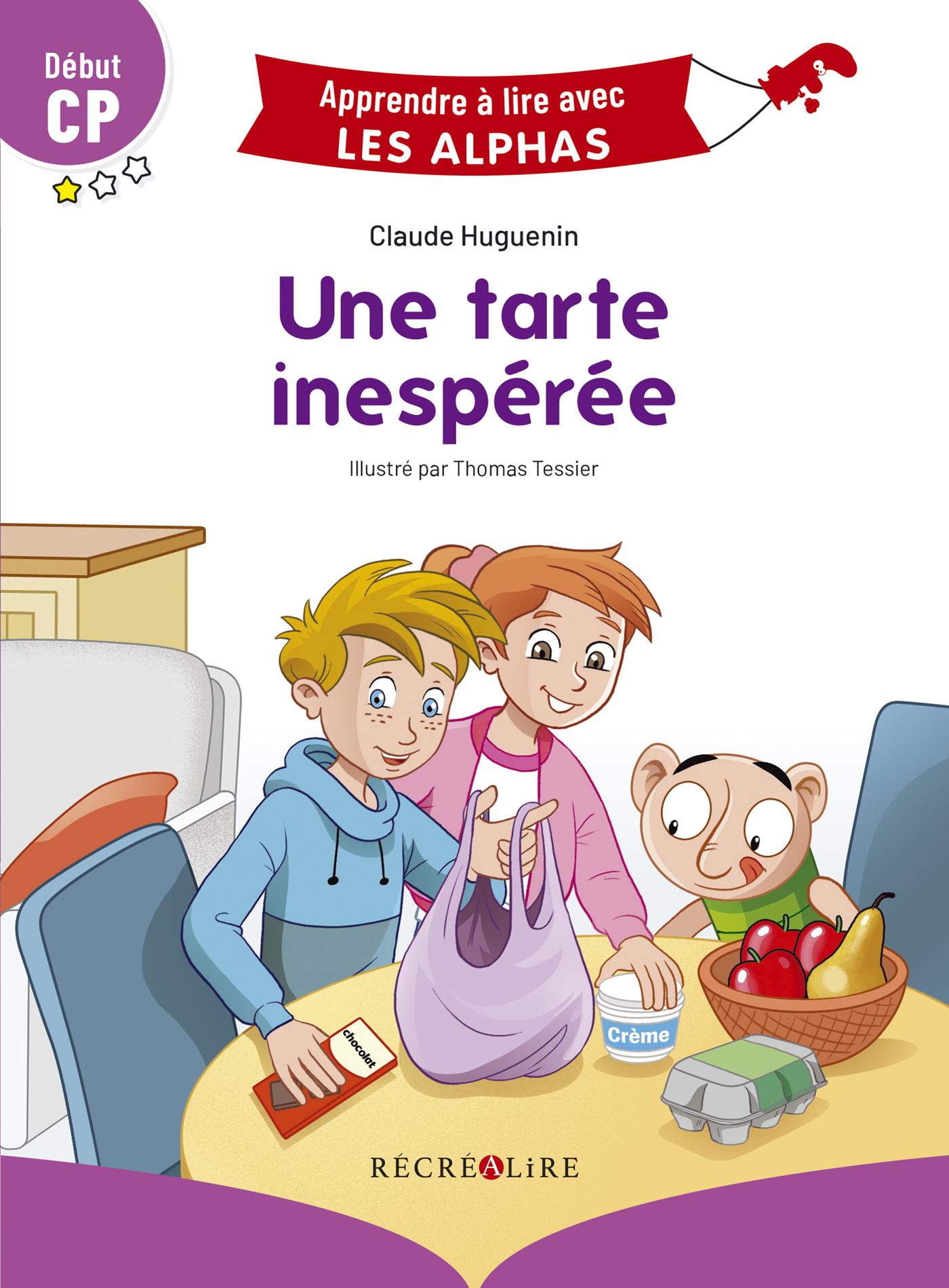 Collection à destination des enfants à partir de 5 ans pour apprendre la lecture.