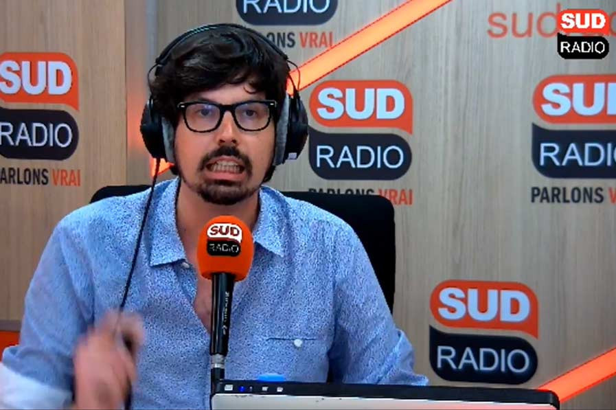 Récréalire dans l'émission Made In France de Sud Radio