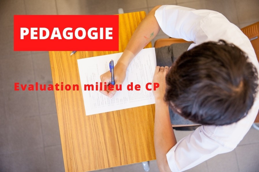 Préparer l'évaluation mi-parcours au CP en français